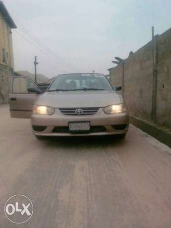 Tincan Cleared 2001 Toyota Corolla CE (gold color) Port Harcourt - image 2