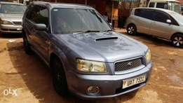 Subaru Forester - Turbo Auto - 2003 Model - Ushs. 16M N/P.