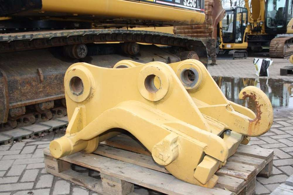 Caterpillar Cw55 Quick Coupler - 2007