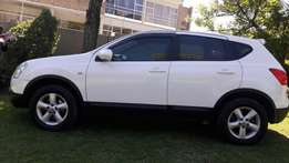 2009 Nissan Qashqai, 1.6, abs,cl,ac,mp3 cd,R87000neg