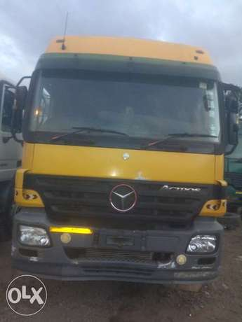 Quick sale! Mercedes Actros 2544 KBN available at 2.6m asking price! Nairobi CBD - image 3