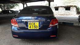 Toyota Allion (2010) mint condition Neg