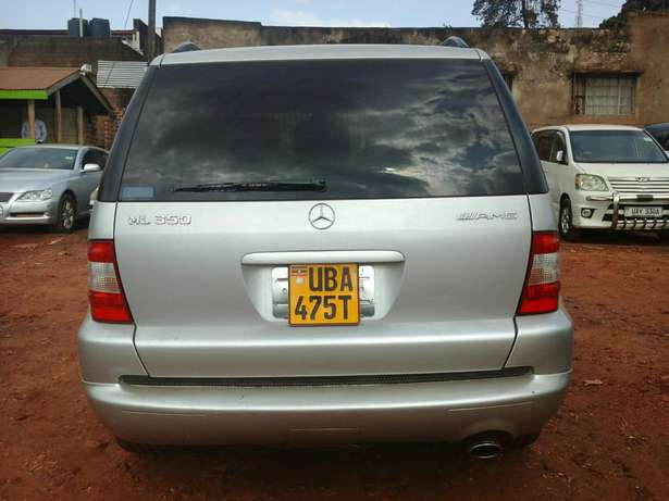 Benz Mercedes ML 350 Kampala - image 8