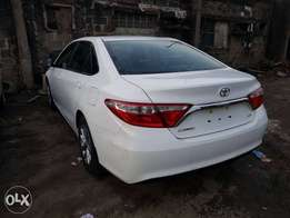 Clean Tokunbo Toyota Camry 2017 In Lagos