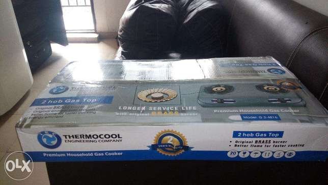Brand new Thermocool Teflon gas Cooker Surulere - image 3