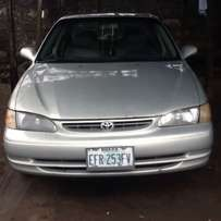 Like toks Toyota corolla(price reduced)