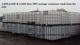 Storage container tank butt for sale