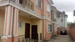 Executive 4bedroom Duplex with federa light At Peter Odili PH