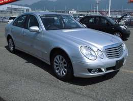 Mercedes benz e200 brand new car