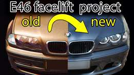 BMW Facelift Conversions