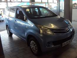 2009 Toyota Avanza 1.3 For sell R145000
