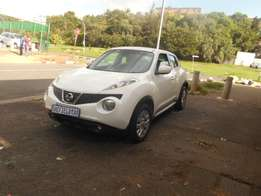 Immaculate condition 2013 Nissan Juke 1.6 for sale