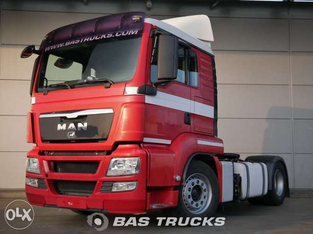 MAN TGS 18.360 L - To be Imported Lekki - image 1