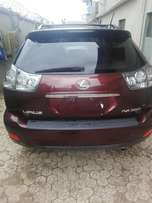 Lexus 2008 (Rx350full Options with DvD)