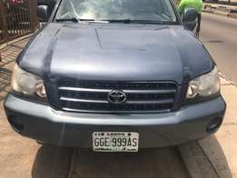 cheap nigeria used Toyota Highlander