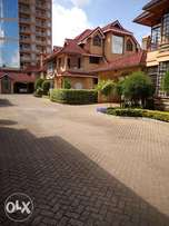 5 Bedroom Town House In Kileleshwa To Let
