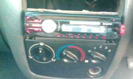 Selling a car battery and car radios