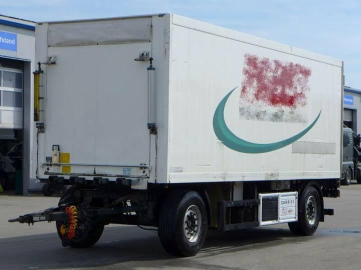 Rohr RAK/ 18IV*Carrier Supra 850*LBW*TÜV* - 2010