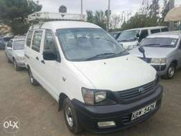 Toyota Townace in excellent condition, buy and drive