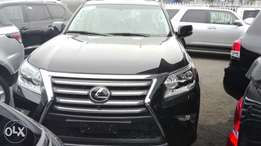 Gx460 Used First Body 2016 Full Option
