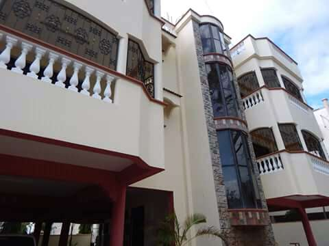 Executive 3BEDROOMS house available to let in kizingo,mombasa Vescon - image 1