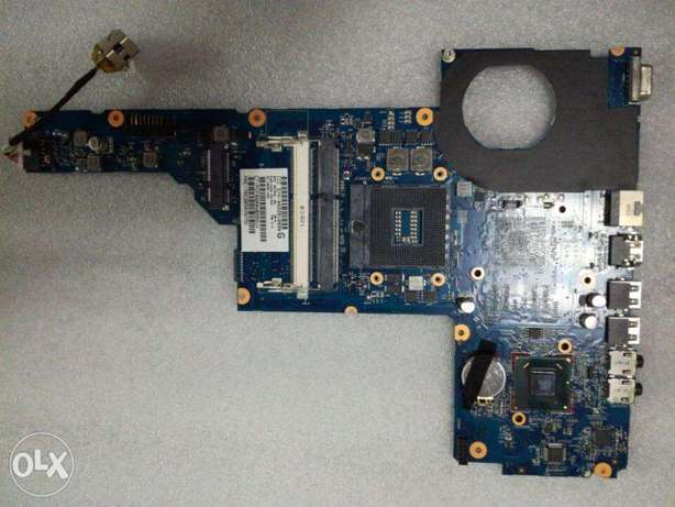 HP pavilion G6 laptop motherboard with for Intel hm65 chipset