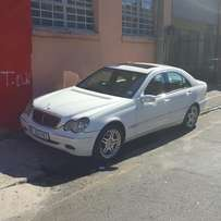 Mercedes-Benz C200k auto kompressor for sale