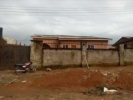 3bedroom with BQ space for sale at Royal Rainbow Sector F FHA Lugbe
