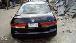 Neatly Nigerian used Honda EOD