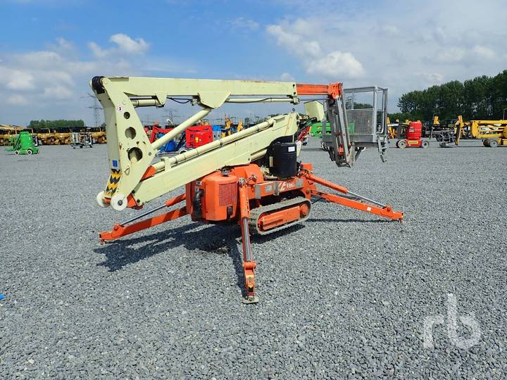 Teupen LEO18GT Articulated Crawler - 2008