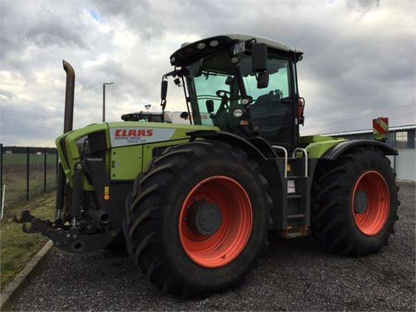 Claas Xerion 3800 Trac Vc - 2010