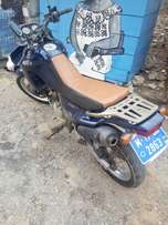 Am selling my home use aprilia 650cc