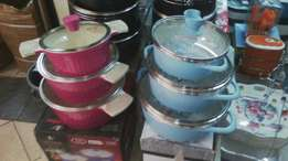 Quality Non stick pans and sufurias, hot pots