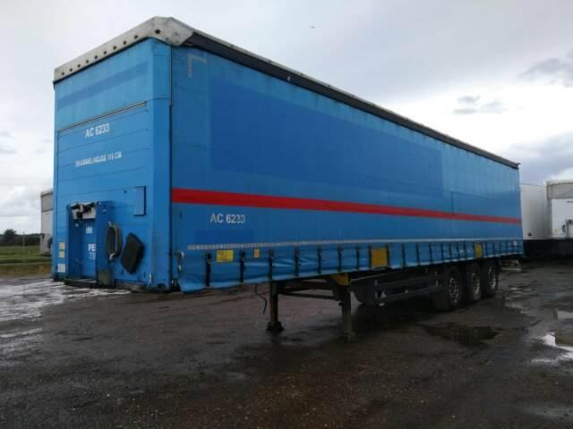 Schmitz Cargobull Tautliner Scs 24 - 2013