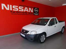 2014 Nissan Np200 1.6 8V With aircon and Safety Pack