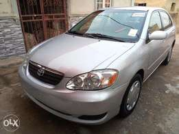 Direct 2006 Tokunbo Toyota Corolla Located In Abuja