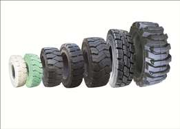 Top Qulaity Forklift Tyres Available!!