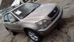 Lexus RX 300 Tokunbo with full duty paid