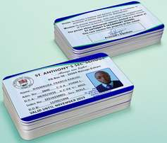 Student Id cards Design and Printing