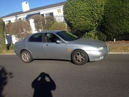 2002 ALFA ROMEO 156 2.5 V6 nice and strong engine