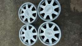 "15"" audi mags for sale"
