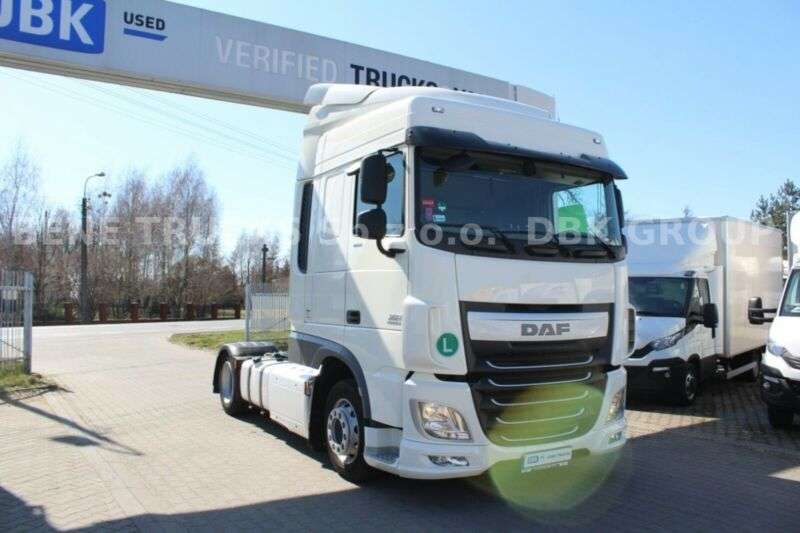 DAF Xf 460 Ft Low Deck, Sc, Astronic 2016 - 3 Units - 2016