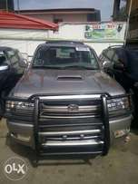 Very Clean Toyota 4Runner 2002 Model, 100% Real!!!