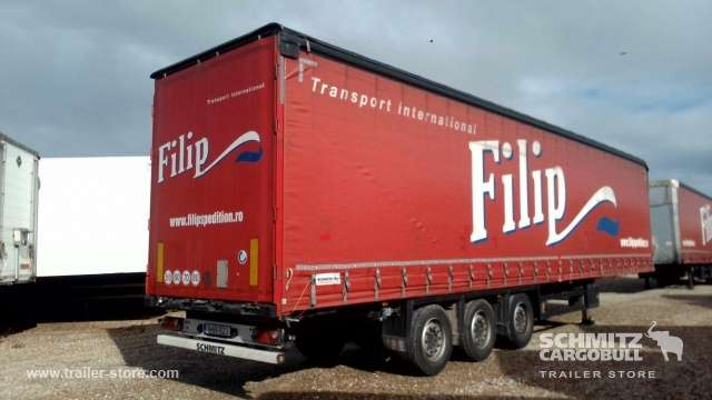 Schmitz Cargobull Semiremolque Lona Standard - 2014 - image 5