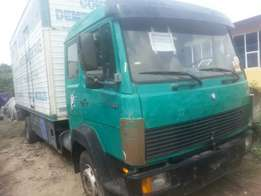 Tincan cleared tokunbo mercedes truck manual