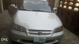 Sparkling clean Honda Accord baby boy for sale