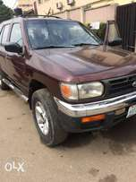 Nissan Pathfinder SUV 1st body with factory ac Used