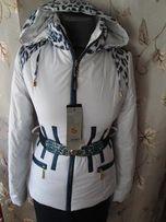 Куртка весняна на флісовій підкладці.  460 грн. - Жіночий одяг ... 63ebc575a7fdf