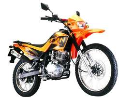 New Lifan Sport Bike Off Road Model 200cc