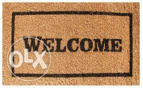 Coconut rug welcome mat Lagos - image 2